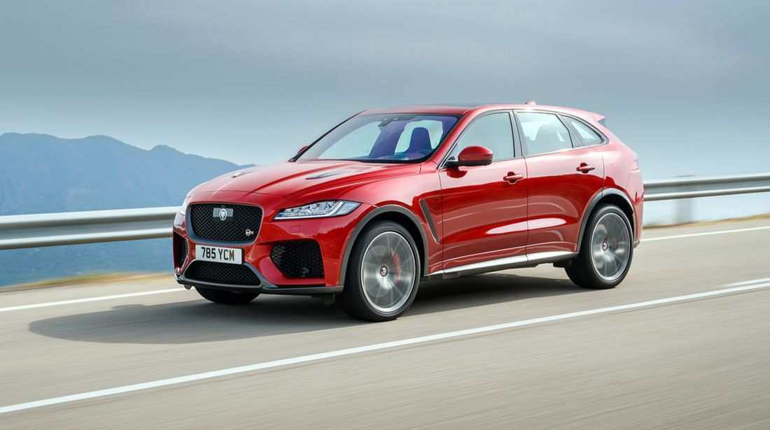 97 Best Suv Jaguar 2019 First Drive