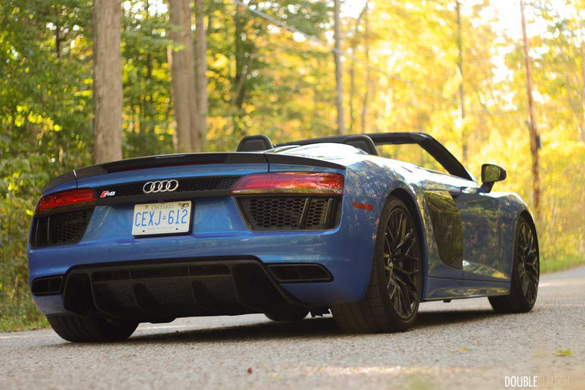 97 New 2019 Audi R8 V10 Spyder Exterior And Interior