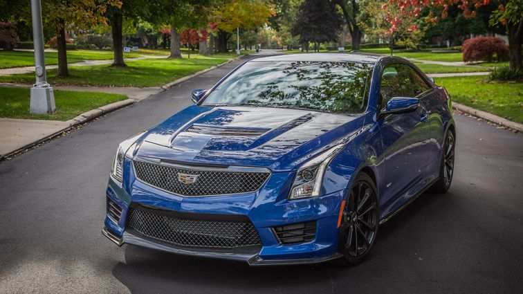 97 New 2019 Cadillac ATS V Coupe Research New