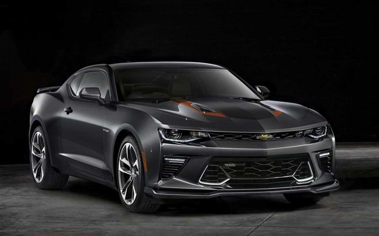 97 New 2019 Chevy Camaro Competition Arrival Concept