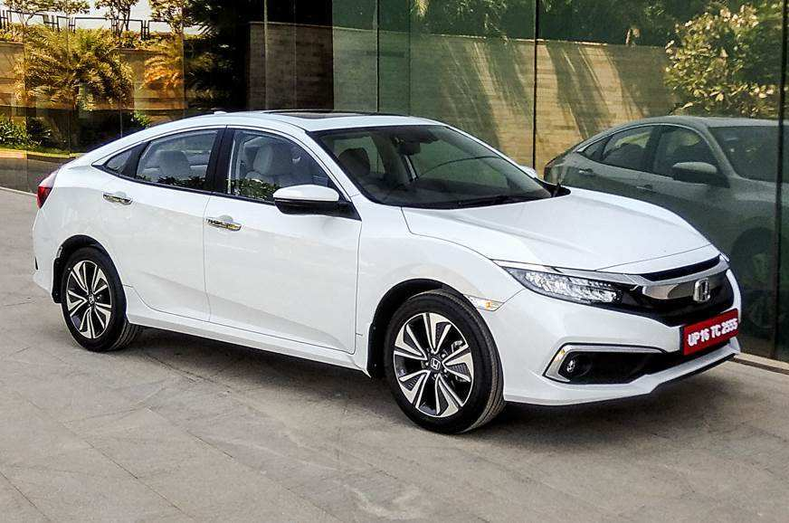 97 New 2019 Honda Civic Exterior