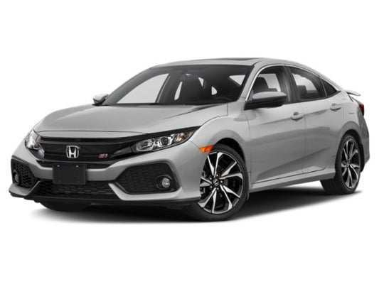 97 New 2019 Honda Civic Si First Drive