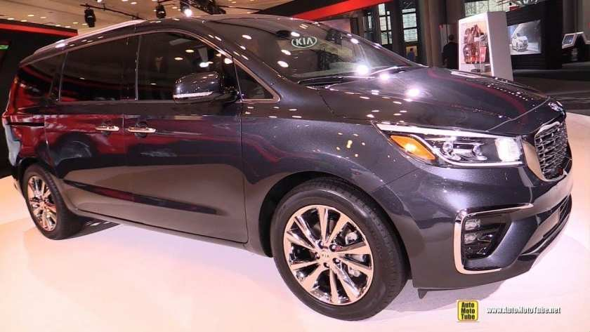 97 New 2019 Kia Sedona Brochure Overview