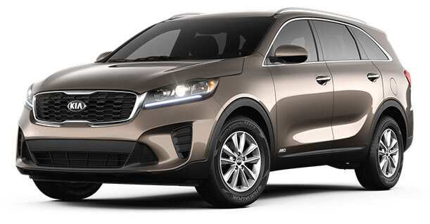 97 New 2019 Kia Sorento Trim Levels Wallpaper