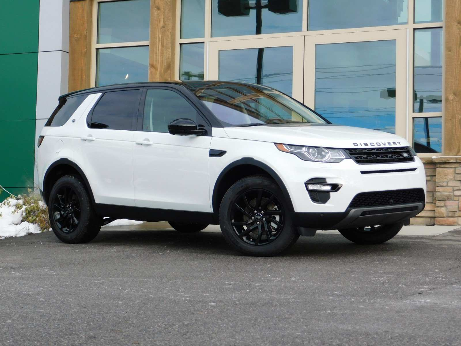 97 New 2019 Land Rover Discovery New Concept