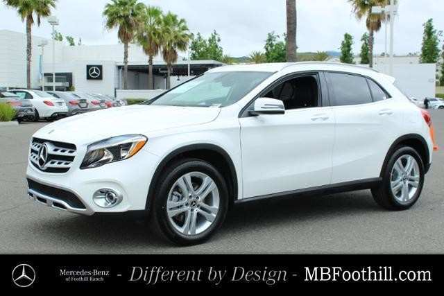 97 New 2019 Mercedes Benz Gla Review And Release Date