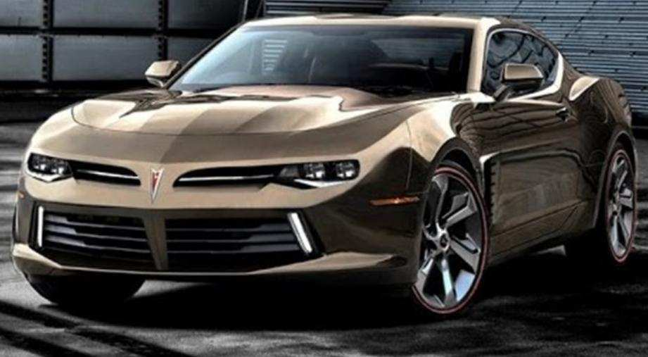 97 New 2019 Pontiac Firebird Trans Am Concept And Review