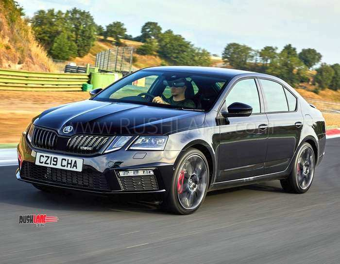 97 New 2019 Skoda Octavia Release Date And Concept