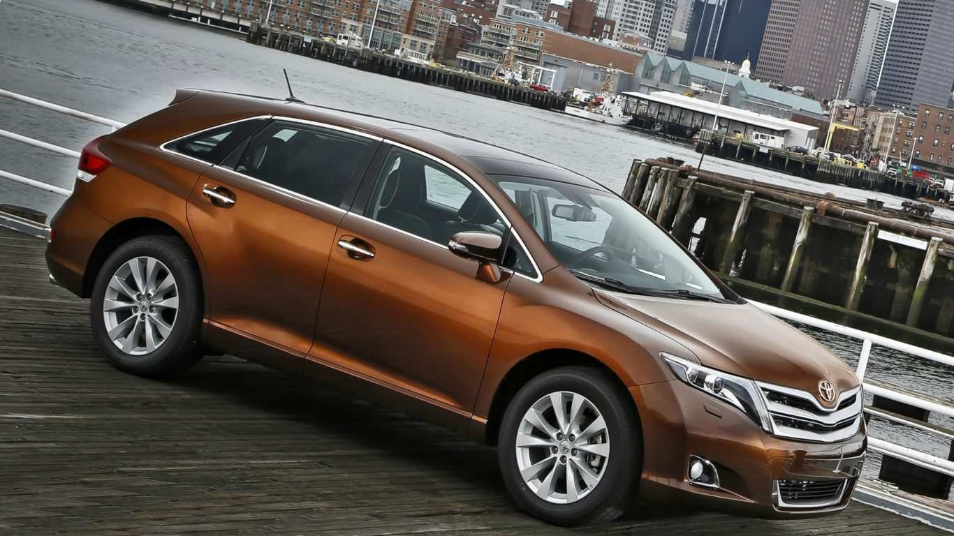 97 New 2019 Toyota Venza Ratings