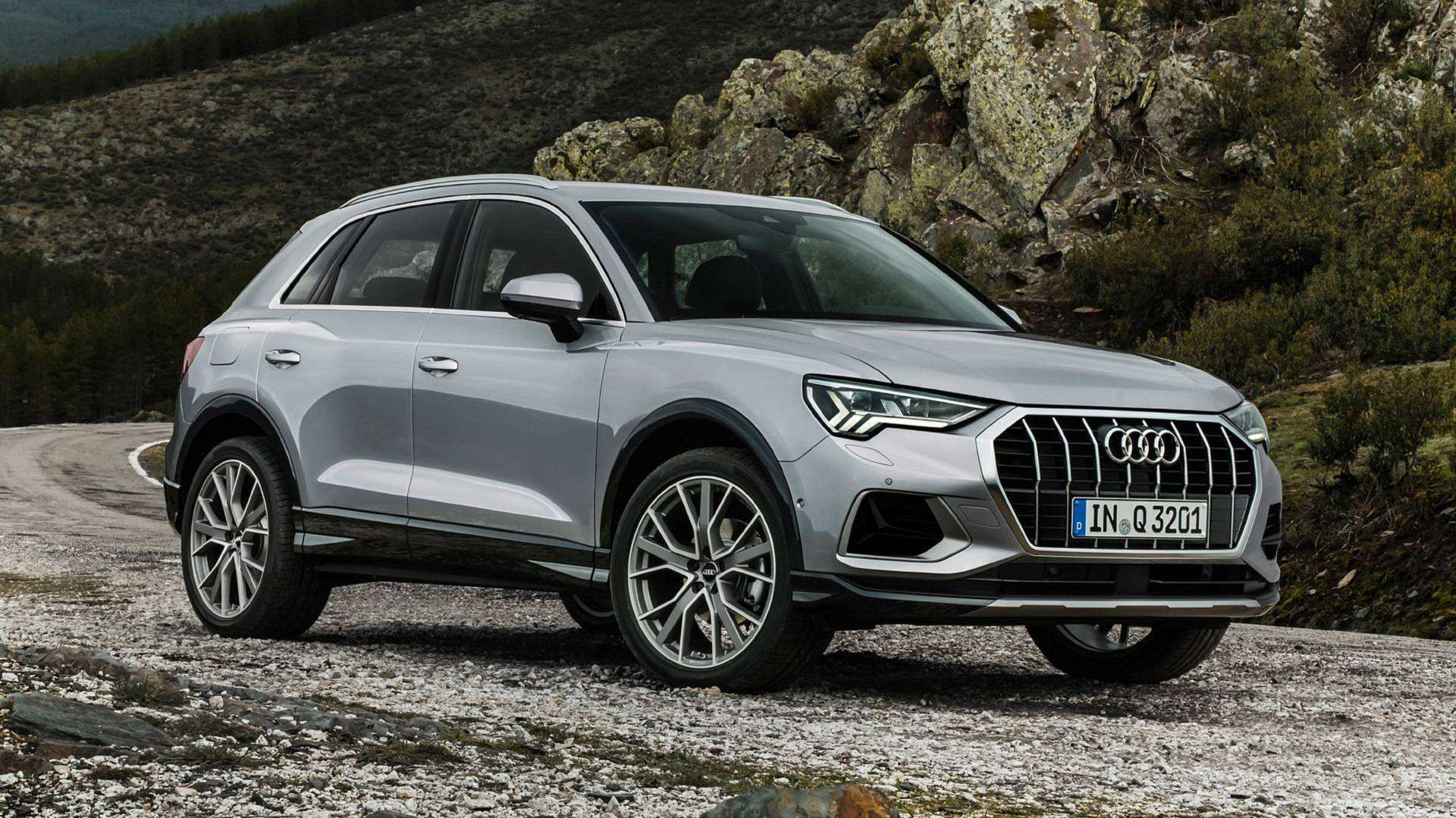 97 New 2020 Audi Q3 Usa Performance And New Engine