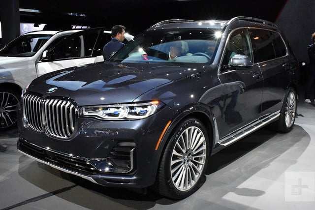 97 New 2020 BMW X7 Suv Overview