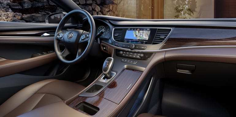 97 New 2020 Buick LaCrosse Pictures