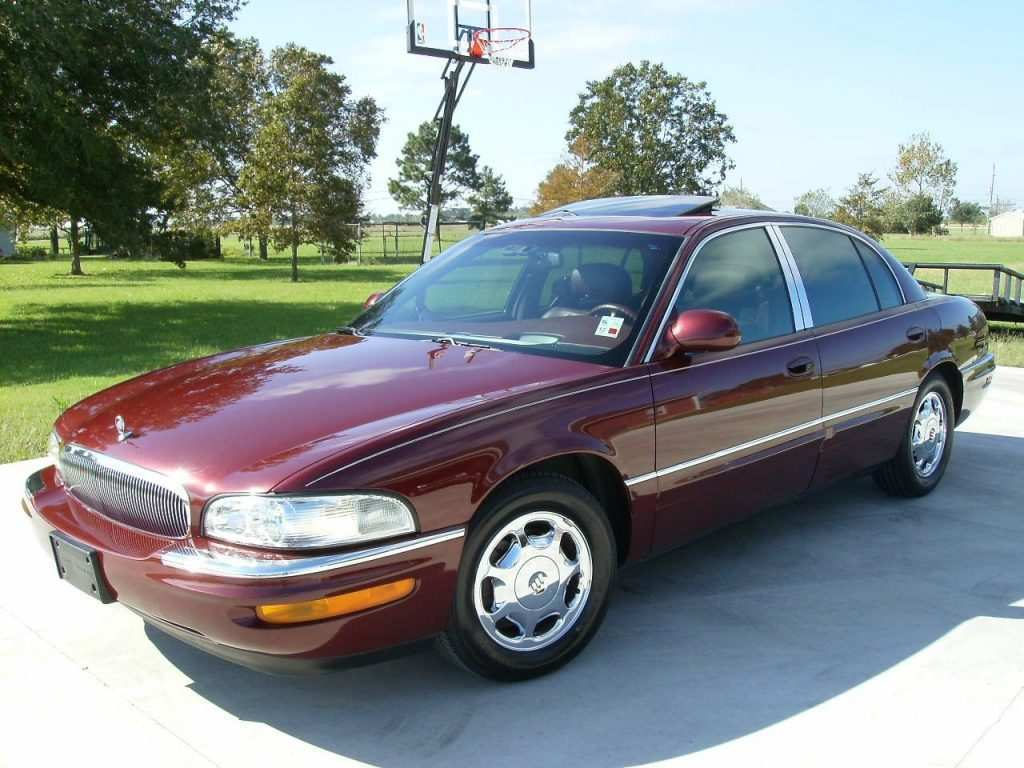 97 New 2020 Buick Park Avenue Concept And Review