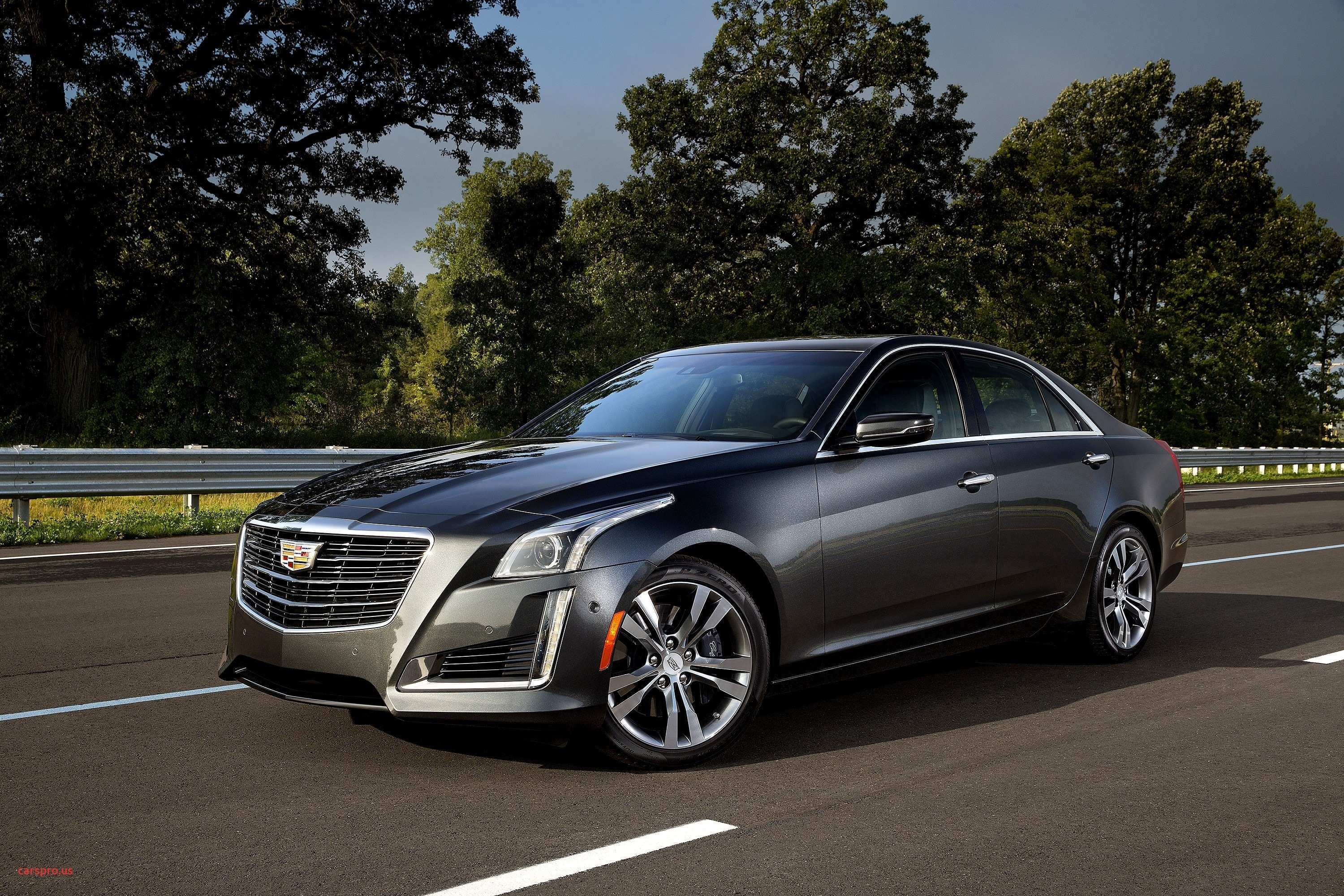 97 New 2020 Cadillac LTS Release