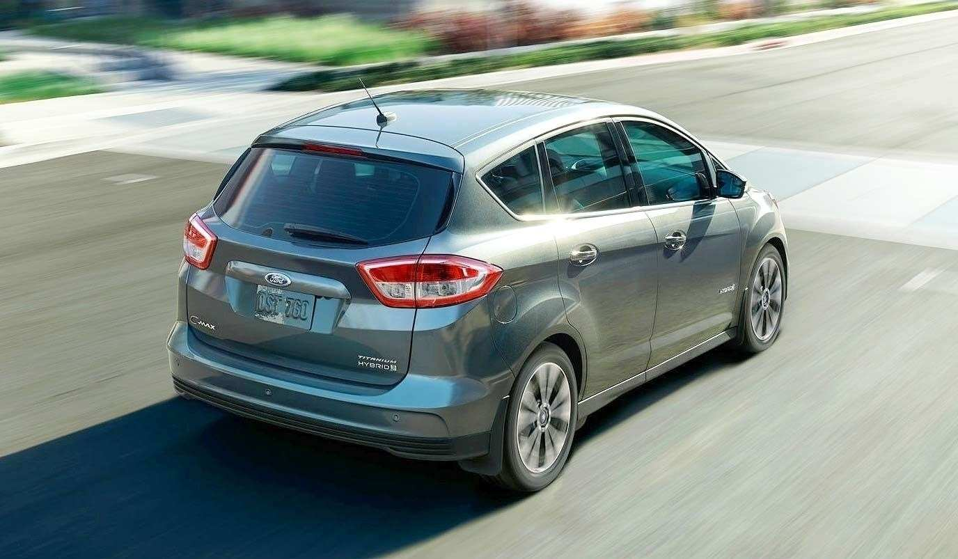 97 New 2020 Ford C Max Price