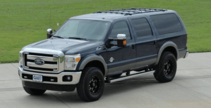 97 New 2020 Ford Excursion Pricing