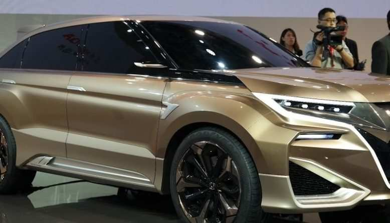 97 New 2020 Honda Crosstour Concept