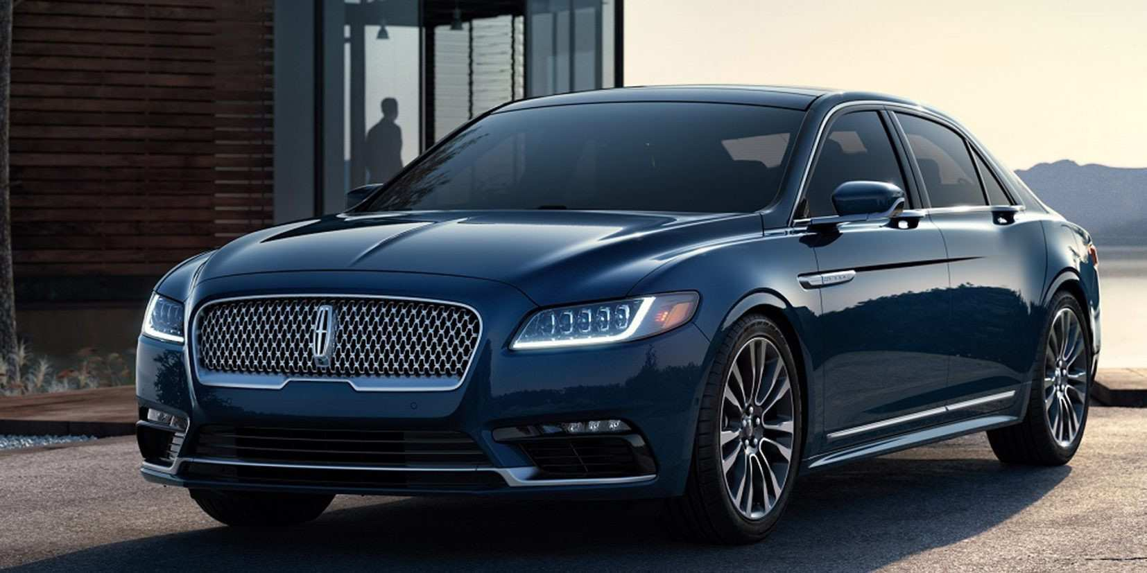 97 New 2020 Lincoln Town Engine