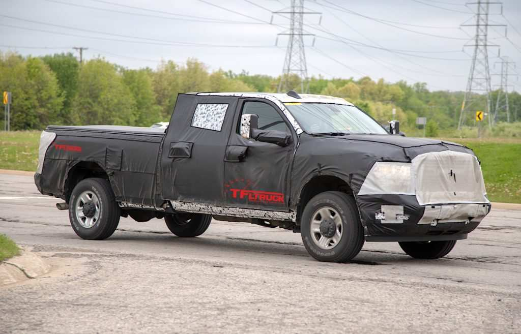 97 New 2020 Ram 2500 Diesel Research New