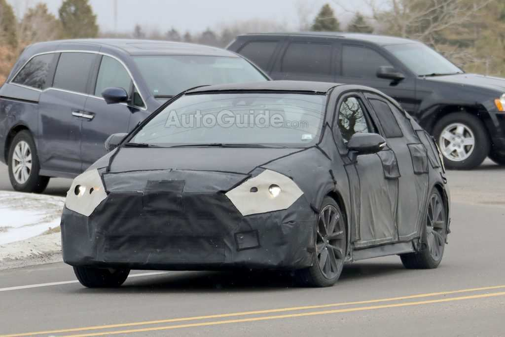 97 New 2020 Spy Shots Toyota Prius Concept And Review