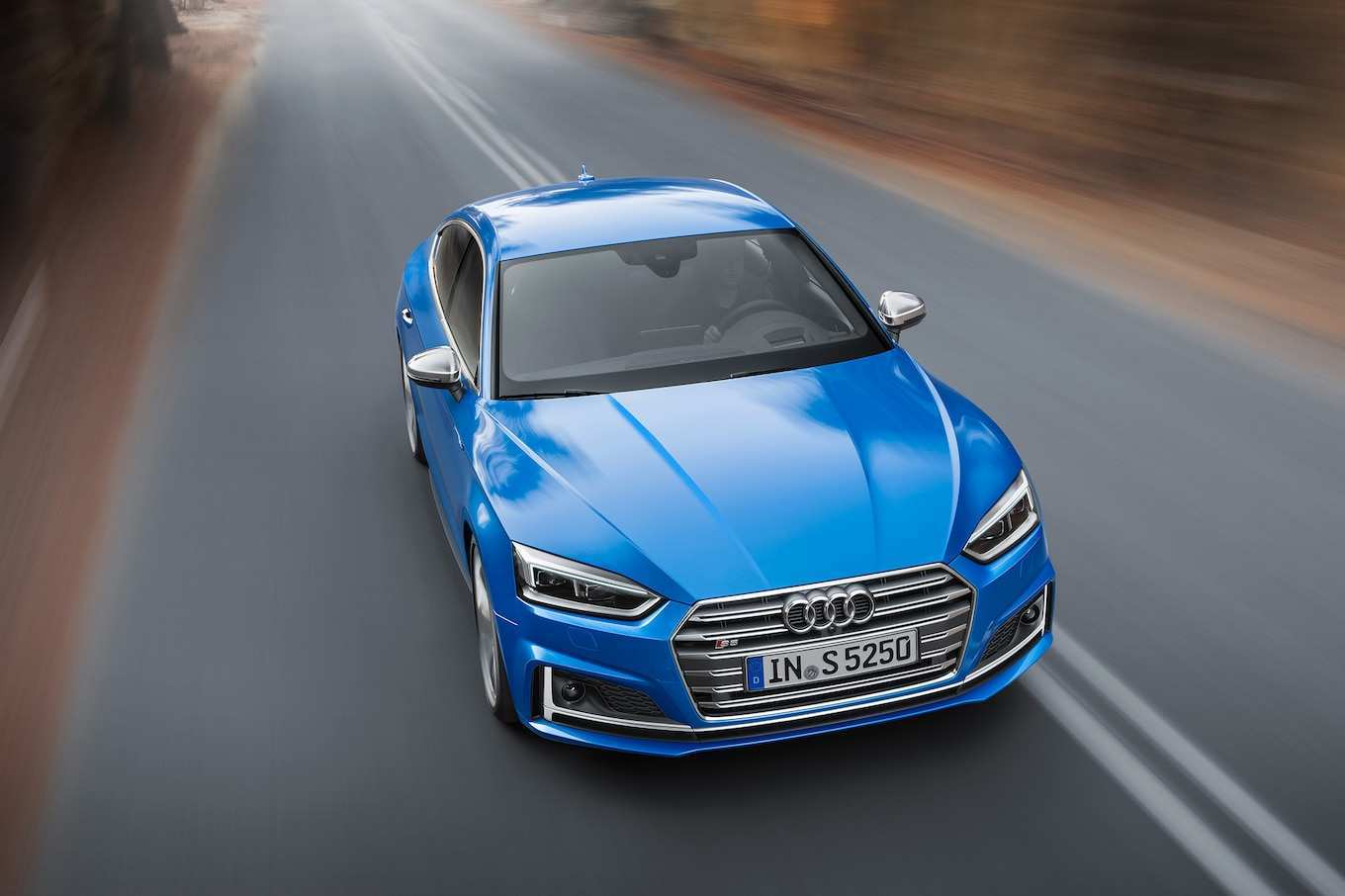 97 New Audi S52019 Overview