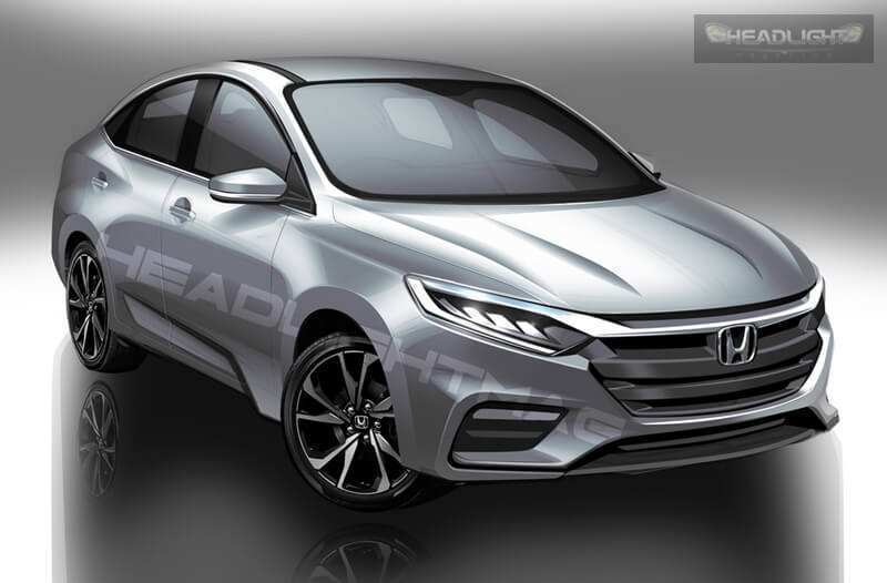 97 New Honda New City 2020 Release Date