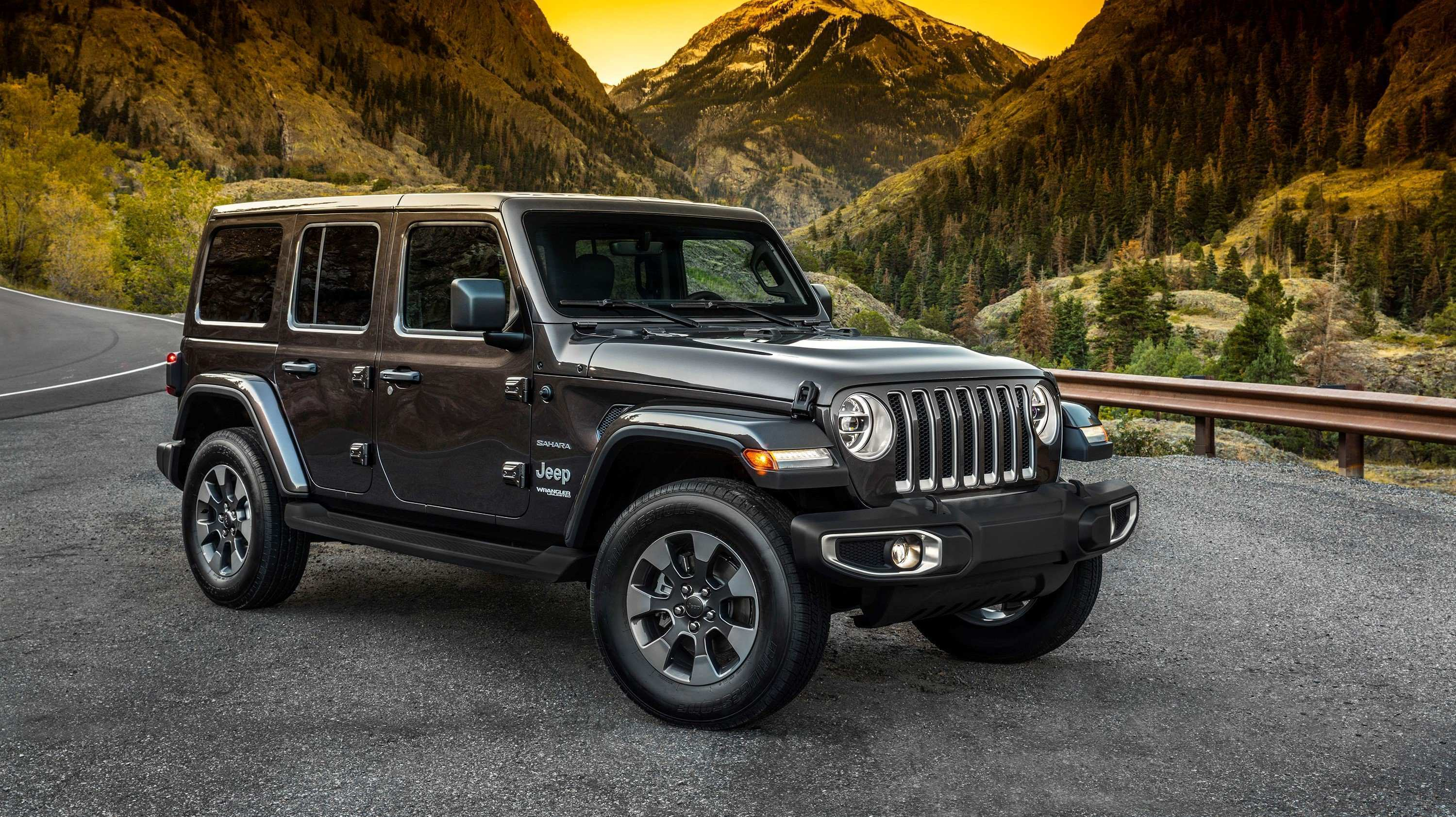 97 New Jeep Hybrid 2020 Interior