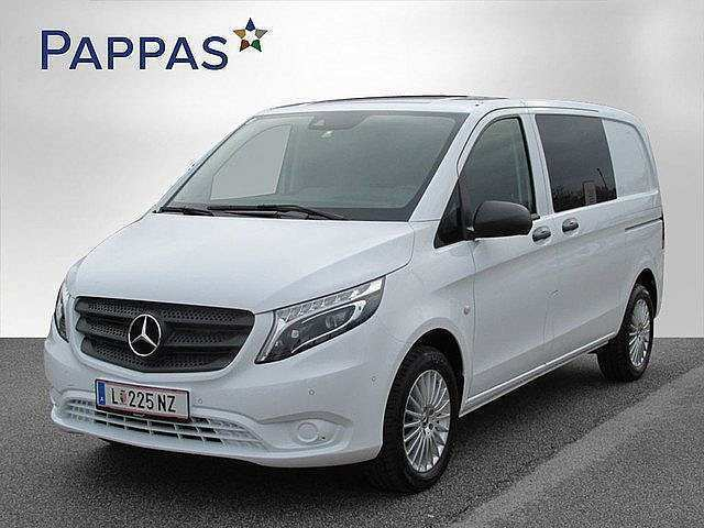 97 New Mercedes Vito 2019 Concept
