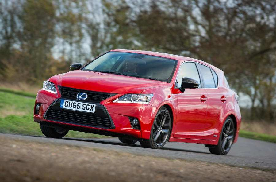97 New New Lexus Ct 2019 New Model And Performance