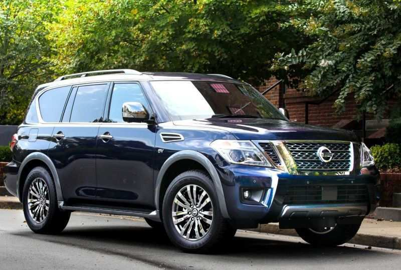 97 New Nissan Armada 2020 Release Date And Concept
