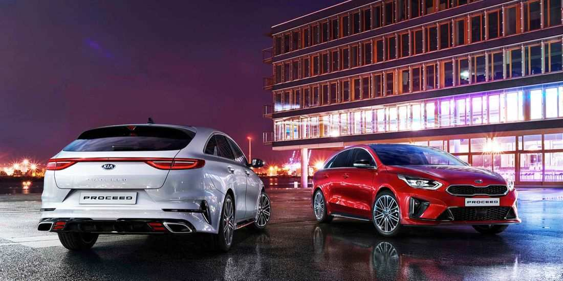 97 New Proceed Kia 2019 Ratings