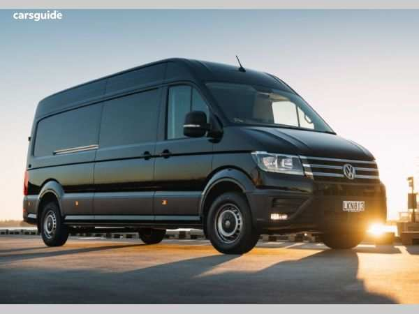 97 New Volkswagen Crafter 2019 Rumors