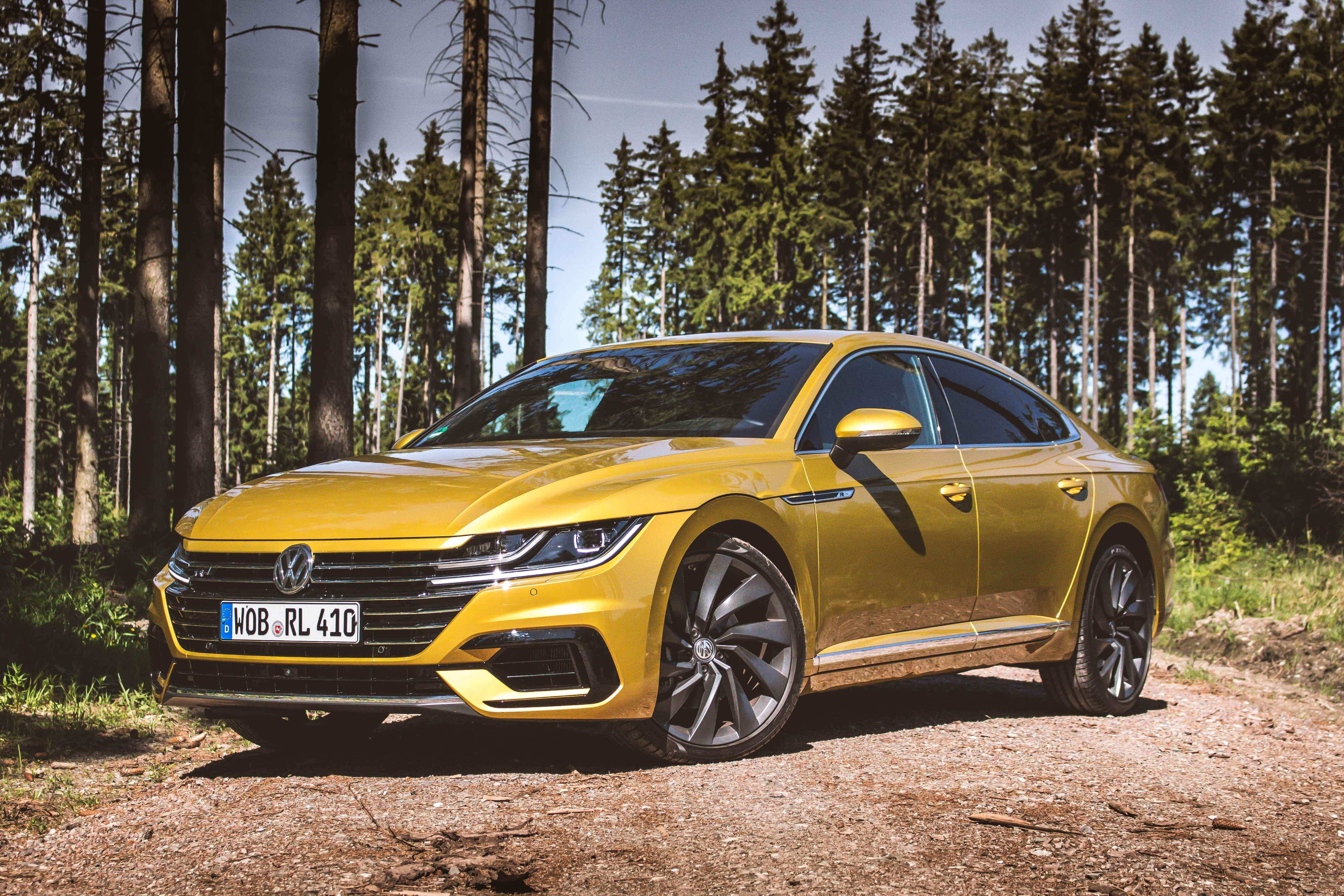 97 New Vw 2019 Arteon Review And Release Date