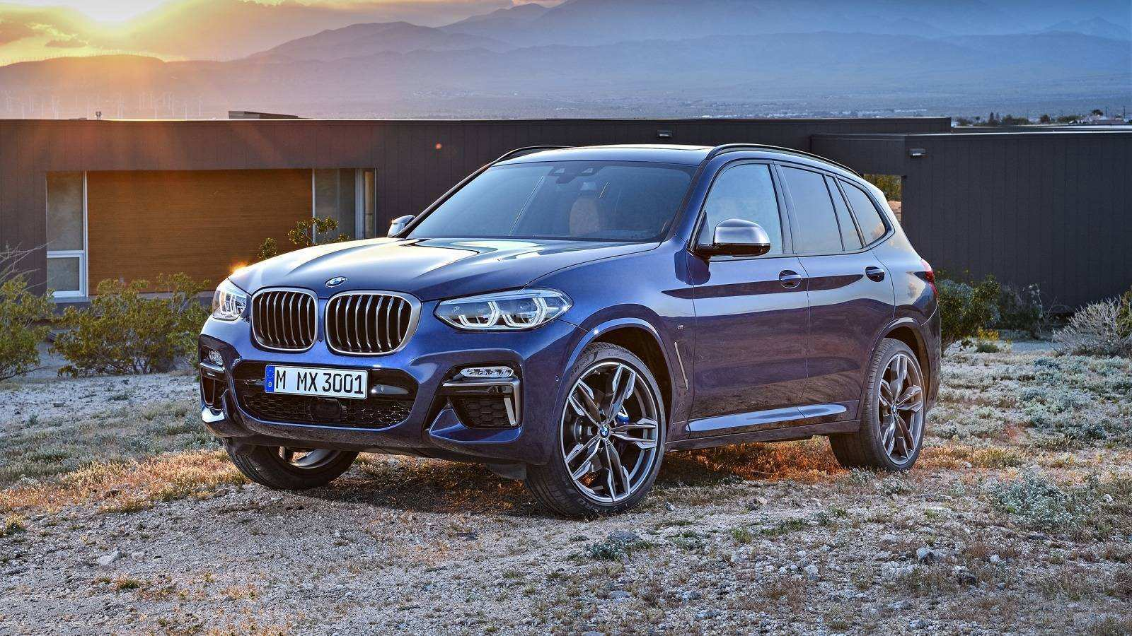 97 The 2019 BMW X3 Rumors
