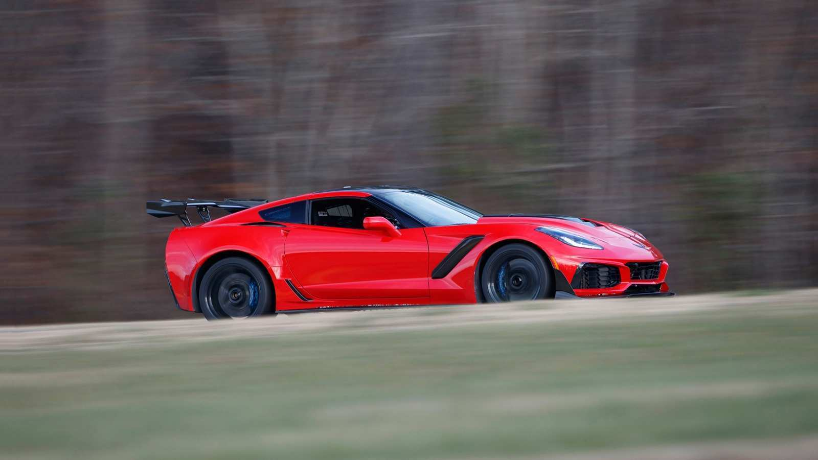 97 The 2019 Corvette Z07 Performance