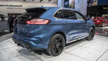 97 The 2019 Ford Edge Sport Model