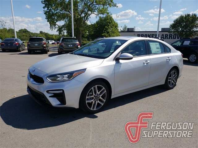 97 The 2019 Kia Forte New Review