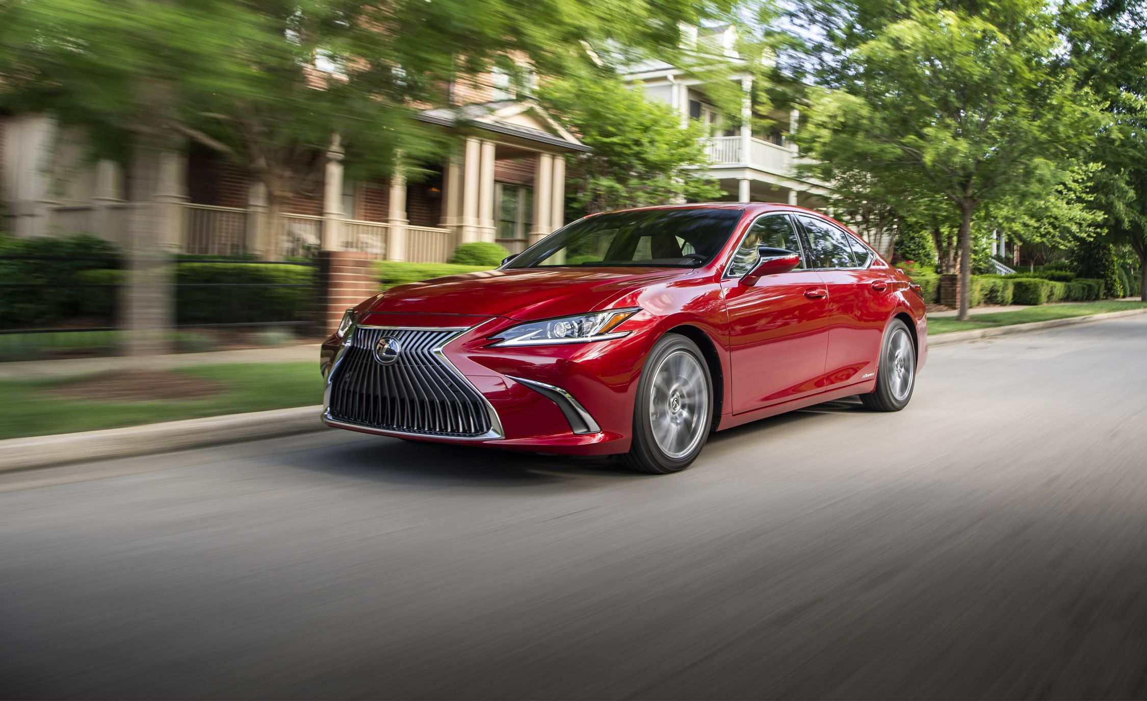 97 The 2019 Lexus ES Redesign And Review