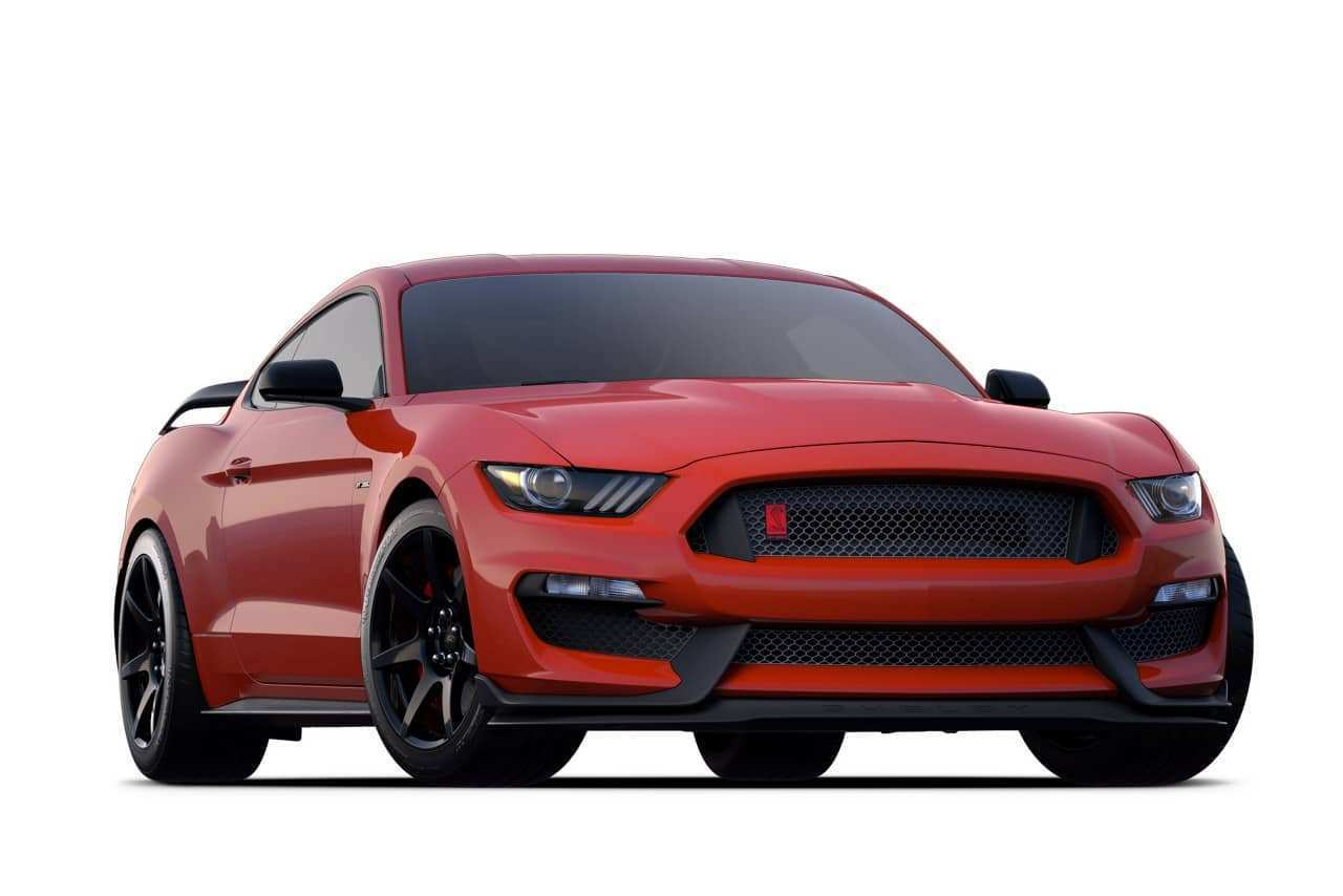 97 The 2019 Mustang Gt500 Configurations