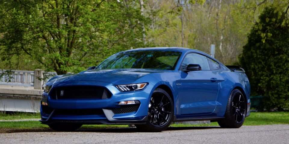 97 The 2019 Mustang Shelby Gt350 Exterior