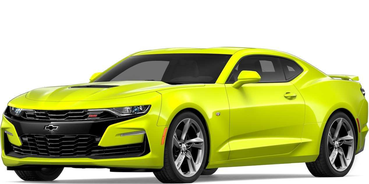 97 The 2019 The All Chevy Camaro Price And Review