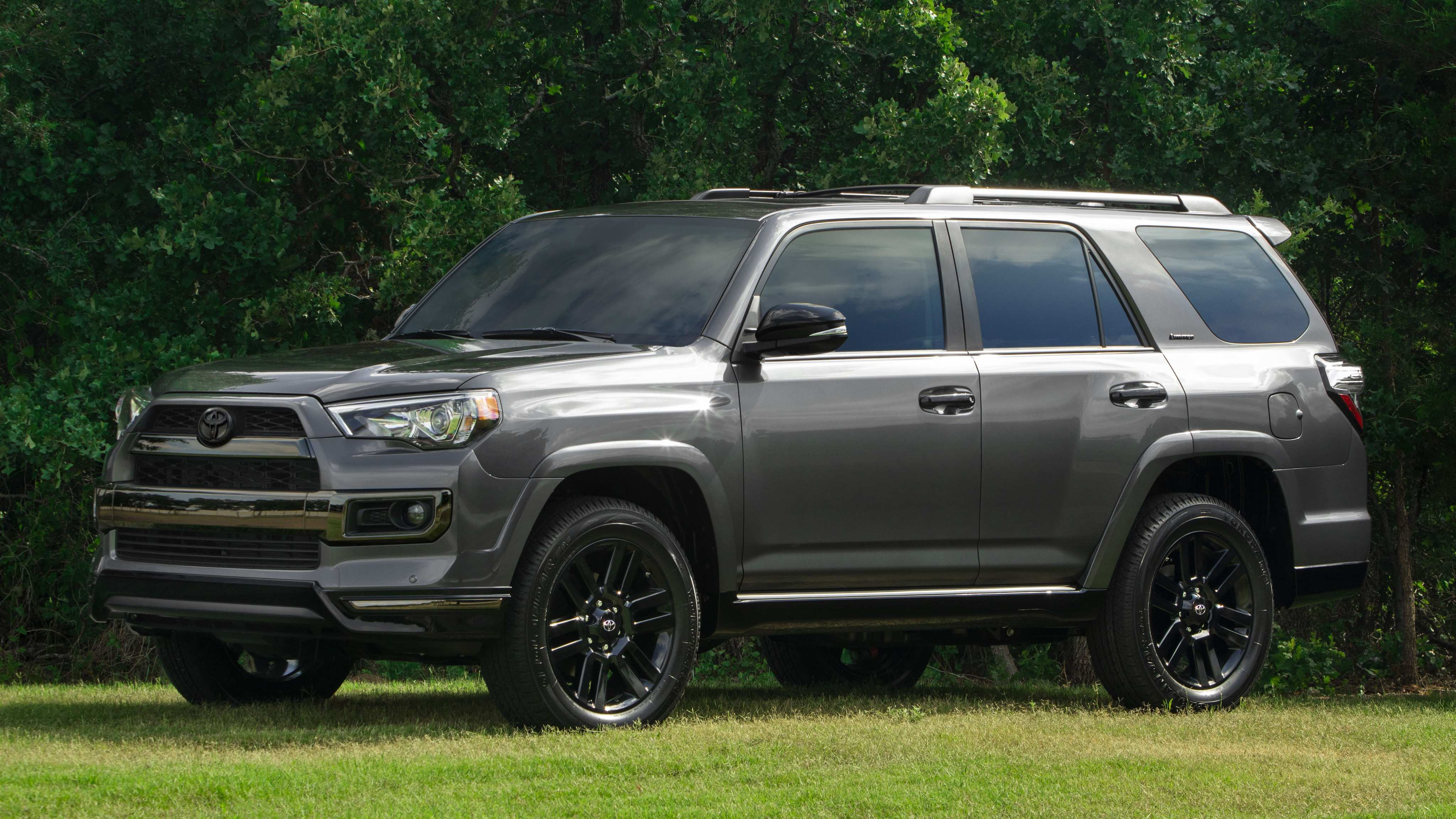 97 The 2019 Toyota 4Runner Concept