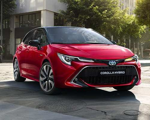 97 The 2019 Toyota Avensis Images