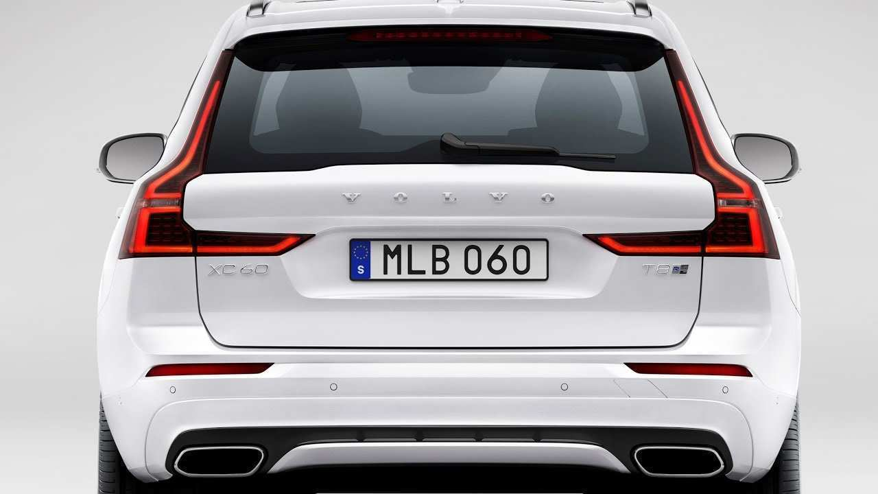 97 The 2019 Volvo XC60 New Model And Performance
