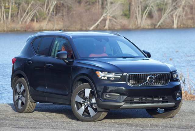 97 The 2019 Volvo Xc40 Mpg New Review