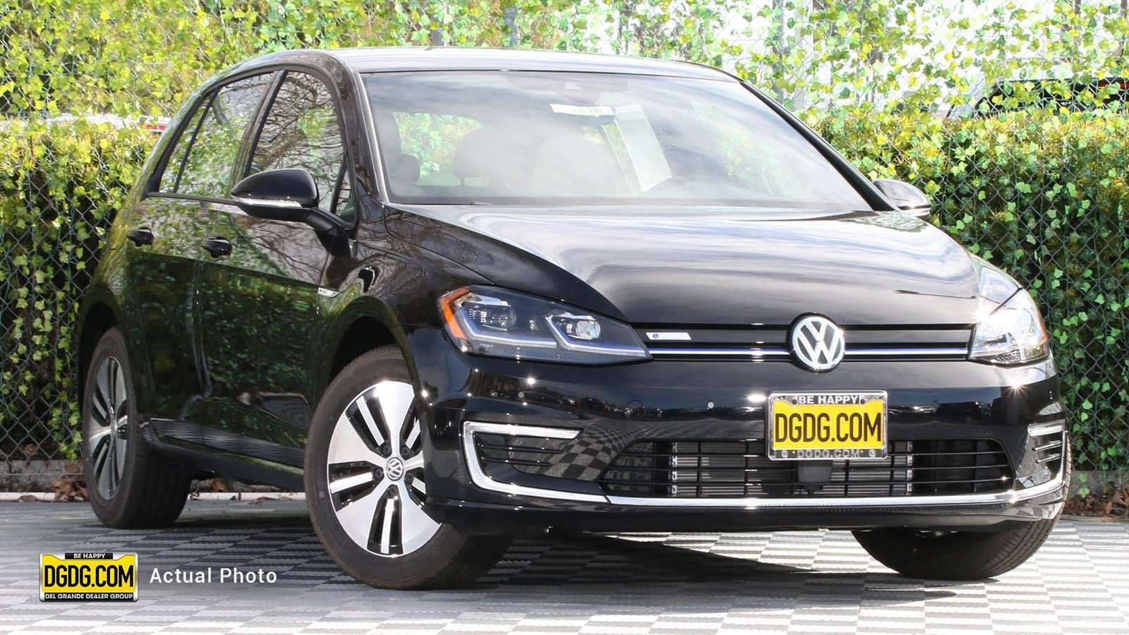 97 The 2019 Vw E Golf Model