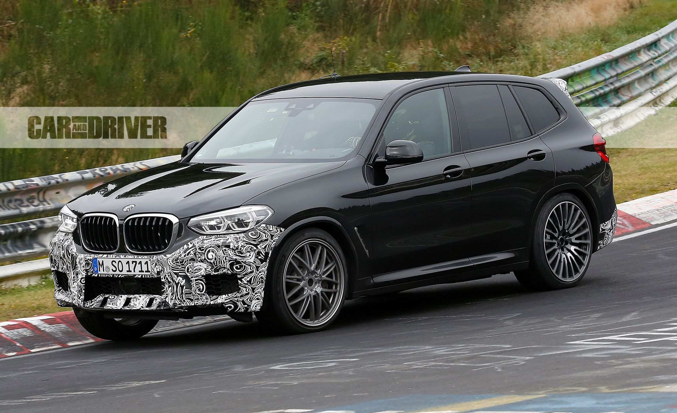97 The 2020 BMW X3 Engine