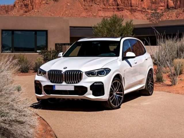 97 The 2020 BMW X5 Engine