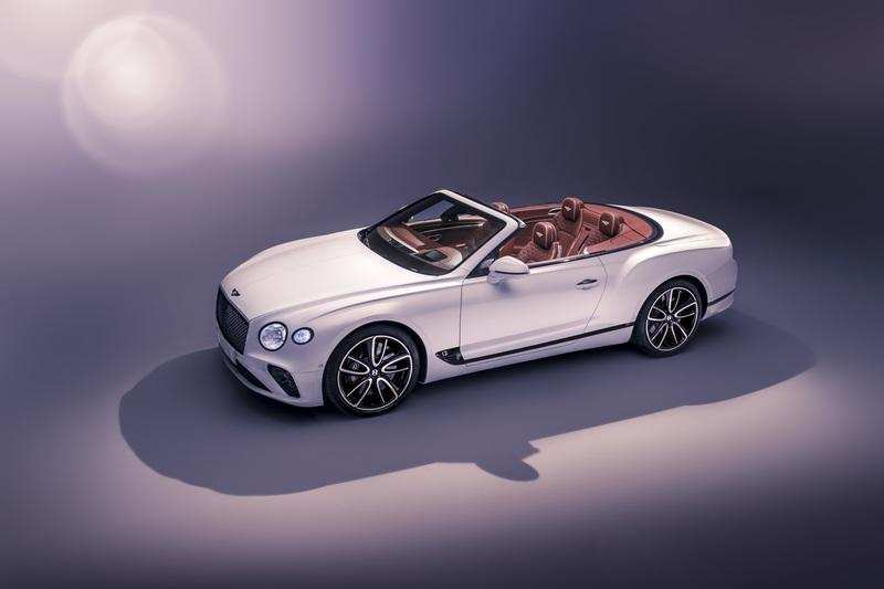 97 The 2020 Bentley Continental GT Configurations