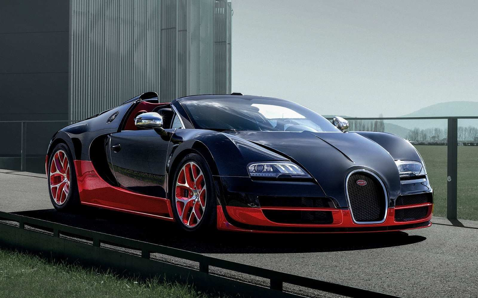 97 The 2020 Bugatti Veyron Spesification